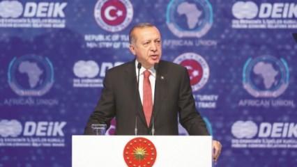 Başkan Erdoğan: Sessiz kalmamız mümkün değil