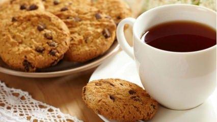 Çay kurabiyesi tarifi