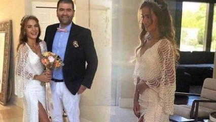 Ceyda Ateş Miami'de evlendi