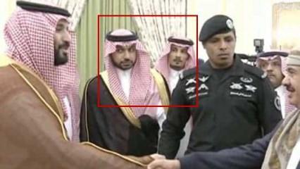 Prens Selman ile görüntüleri ortaya çıktı!