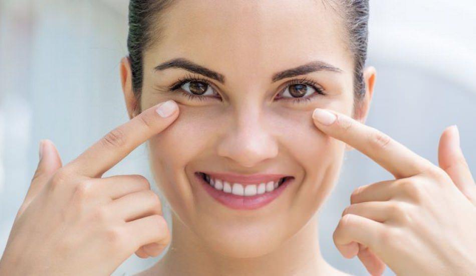Sabahları şişen gözler için doğal yöntemler