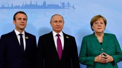 4 lider İstanbul'da buluşacak!