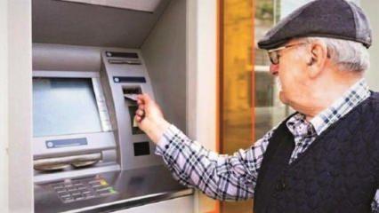 Emekli maaşları hangi gün yatar? SSK, Bağ-Kur, Emekli Sandığı maaş günleri