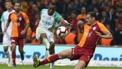 Galatasaray'ın dev serisi sona erdi!