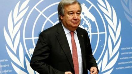 Guterres'ten Kıbrıs raporu: Umutlar hala canlı!