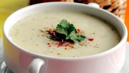 Hünkar çorbası nasıl yapılır?