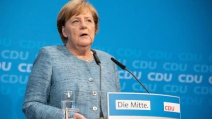 Merkel: S.Arabistan'a silah satmayacağız