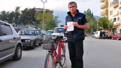 Şaka zannetti, 235 lira trafik cezası yedi