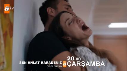 Sen Anlat Karadeniz 27.bölüm fragmanı: Nefes'in acı çığlıkları, Yiğit...