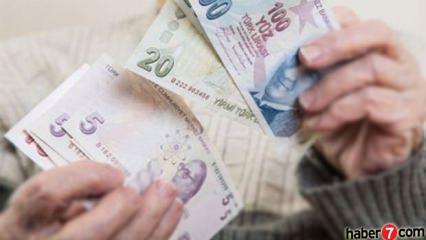 2019'da emekli maaşlarına kaç TL zam yapılacak? En düşük emekli maaşı..
