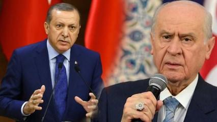 Ak Parti - MHP ittifakı tamamen bitti mi? Son durum nedir?