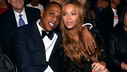 Beyonce ile eşi Jayz hazine peşinde