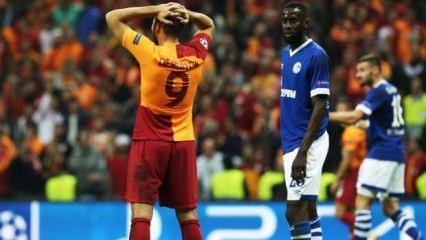 Galatasaray bir puana razı oldu!