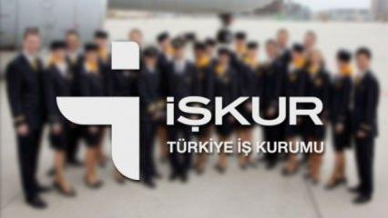İŞKUR'dan en az lise mezunu Kabin Memuru alımı! Host hostes başvuru şartları..