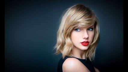 Taylor Swift öyle bir şey yaptı ki...