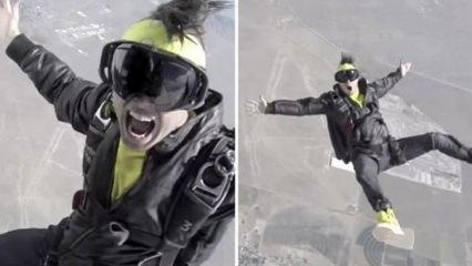 Ünlü rap yıldızı uçaktan düşüp hayatını kaybetti