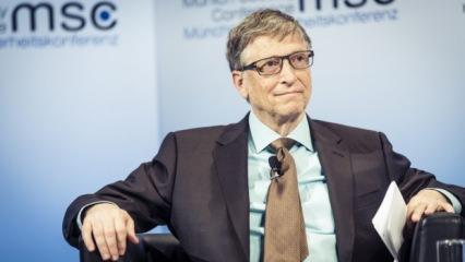 Bill Gates'in Kaşıkçı tepkisi: Son veriyoruz!