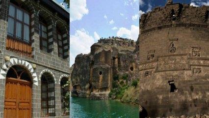 Diyarbakır'da nerelere gidilmeli ve ne yenilmeli?