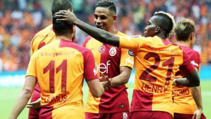 Galatasaray 275. Avrupa maçına çıkıyor