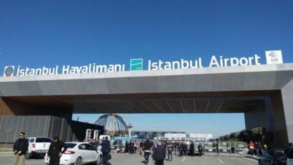 """İstanbul Havalimanı """"dünyayı"""" uçuracak"""