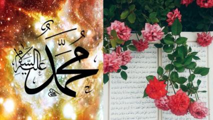 Peygamber Efendimiz (SAV)'in 'EN' sevdiği şeyler