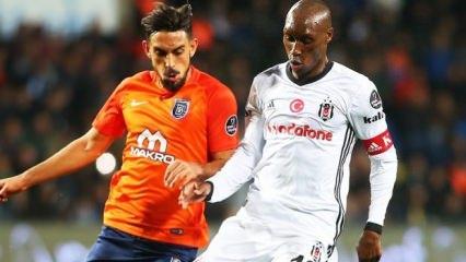 Beşiktaş'ın konuğu Medipol Başakşehir