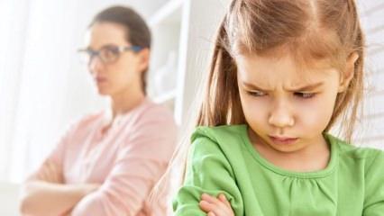 Çocuğum benimle konuşmuyor ne yapmalıyım?
