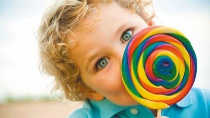 Çocuklarda şeker yemenin zararları