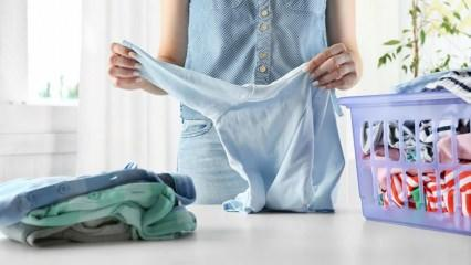Daralan giysiler nasıl genişletilir?