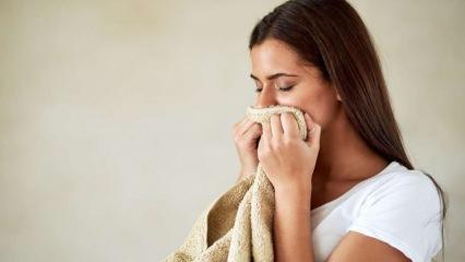 Evde doğal çamaşır yumuşatıcı nasıl yapılır?