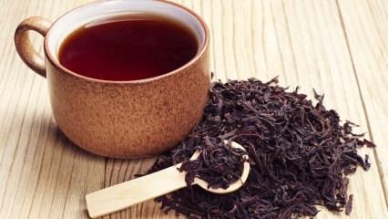 Günde 20 fincan çay içerseniz ne olur?