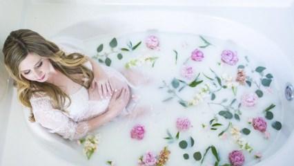 Hamileyken sıcak suya girilir mi?