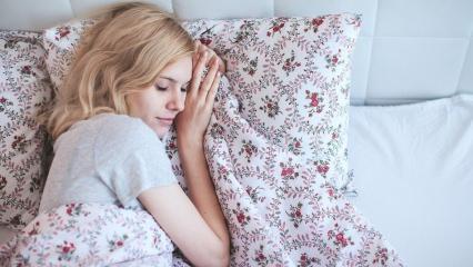 Kaliteli uyku için ne yapmak gerekir?