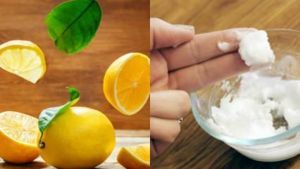 Limon ve karbonatla gebelik testi nasıl yapılır?