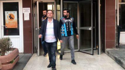 Türkiye'nin konuştuğu taksici yakalandı