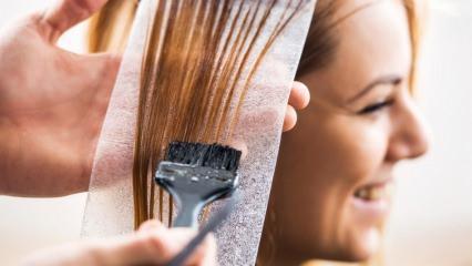 Evde ombre saç nasıl yapılır?