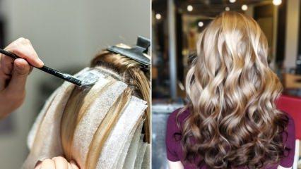 Saç toneri nedir? Evde mor şampuan nasıl yapılır?