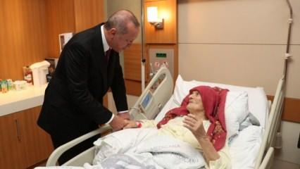 Başkan Erdoğan'dan anlamlı ziyaret