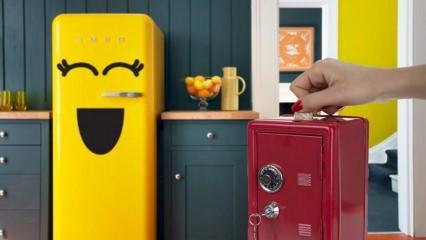 Buzdolabında elektrik tasarrufu nasıl yapılır?