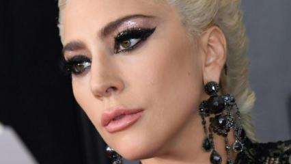 Dünyaca ünlü Lady Gaga pizza dağıtıcısı oldu