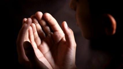 Etkili Nazar Duası! Nazara karşı okunacak dua (kem gözlerden korunmak)!