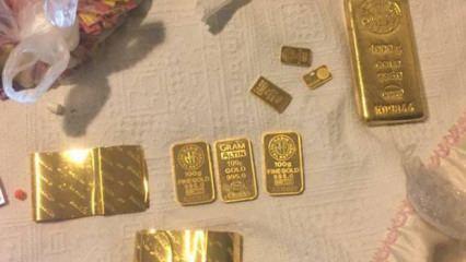 FETÖ'nün kilit isimleri külçe altınla yakalandı