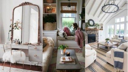 Ucuz ev dekorasyonu için öneriler