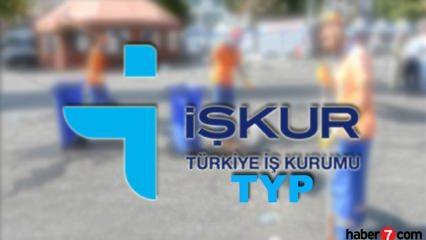 İŞKUR'dan TYP ile Temizlik personeli alımı için son gün! Başvuru şartları...