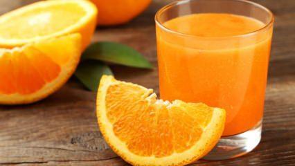 Portakalın faydaları nelerdir? Her gün bir bardak portakal suyu içerseniz...