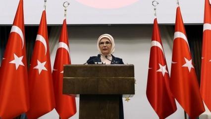 Emine Erdoğan: Çocuk işçiliğiyle hep birlikte mücadele etmeliyiz
