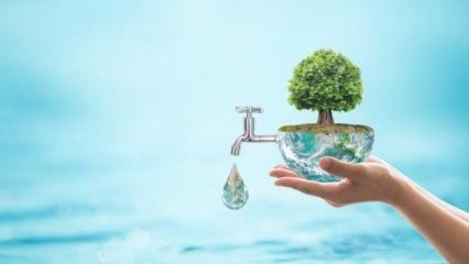 Evde su tasarrufu nasıl yapılır?