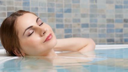 Hamileyken sıcak suya girmek zararlı mı?