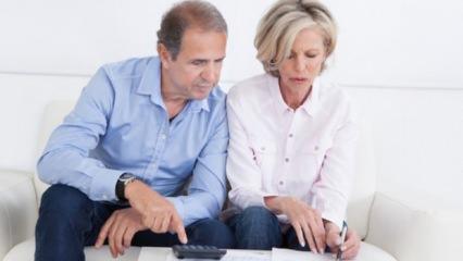 Hareketsiz Emekli Maaşı hangi koşullar altında olur? Blokeli Maaş nedir?