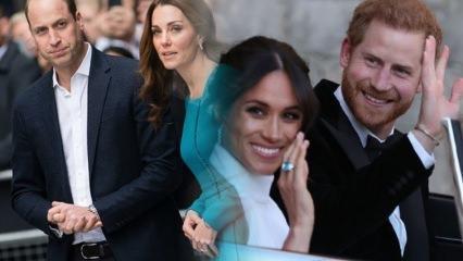İngiliz Kraliyet Saray'ında şoke eden ayrılık!